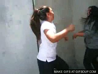 دعوای زنانه !!