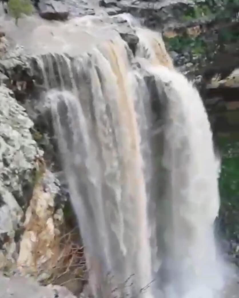 آبشار تختچو پلدختر لرستان | ویدیو ایرانگردی