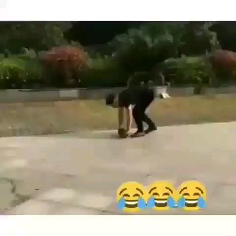 ویدیو خنده دار اینستاگرام | با دوستانتون از این شوخی ها بکنید :))
