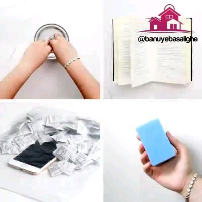 خشک کردن کتاب ، موبایل و لاک با چند ترفند ساده