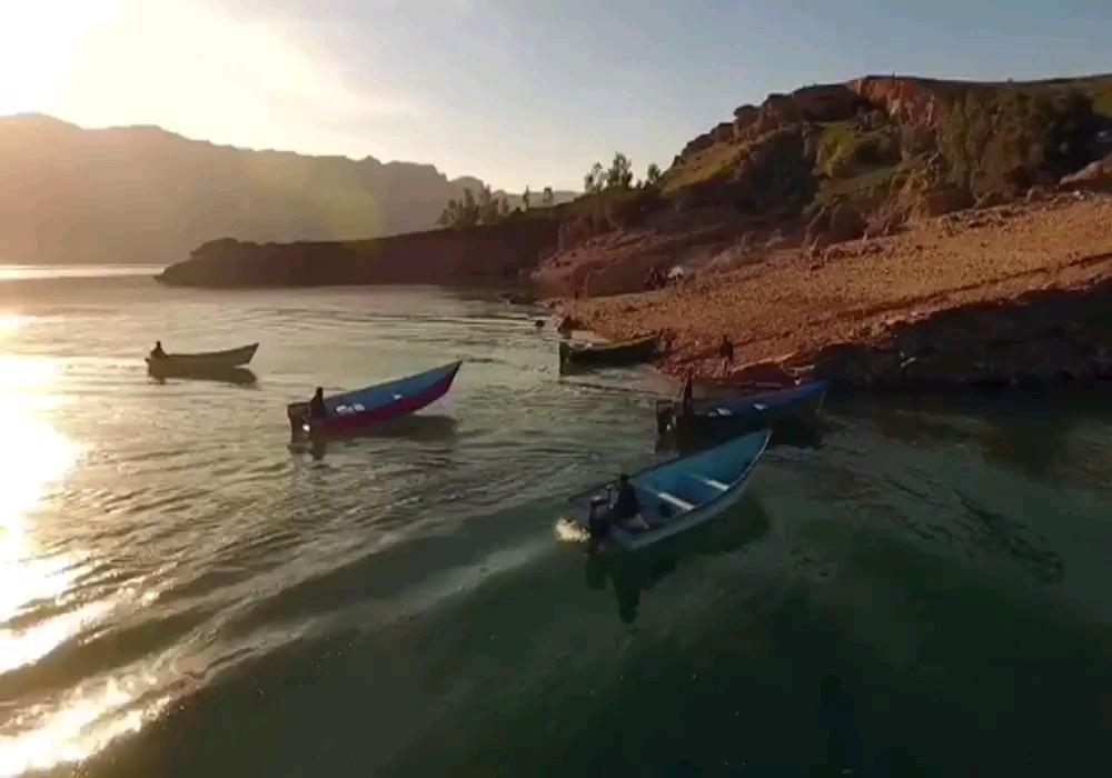 دریاچه سد دز اندیمشک | طبیعت گردی ایران