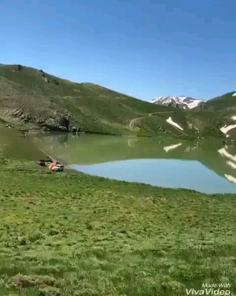 کوهستان بکر دالامپر اشنویه در آذربایجان غربی