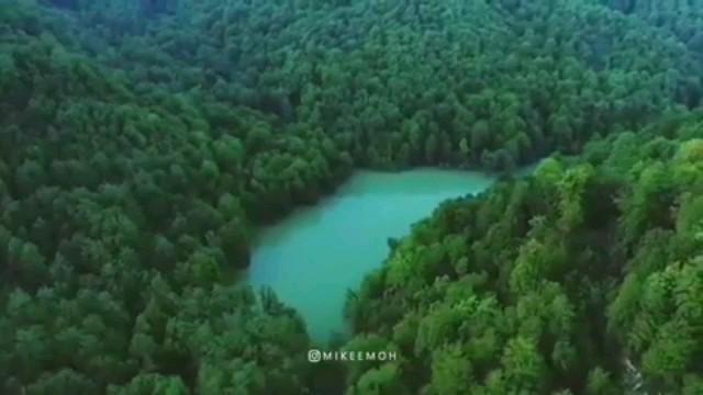 طبیعت گردی | دریاچه چورت ساری