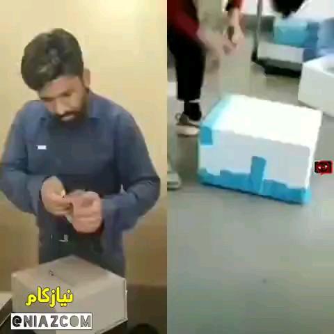 کارگر ایرانی vs کارگر ژاپنی :))) | سایت خنده دار