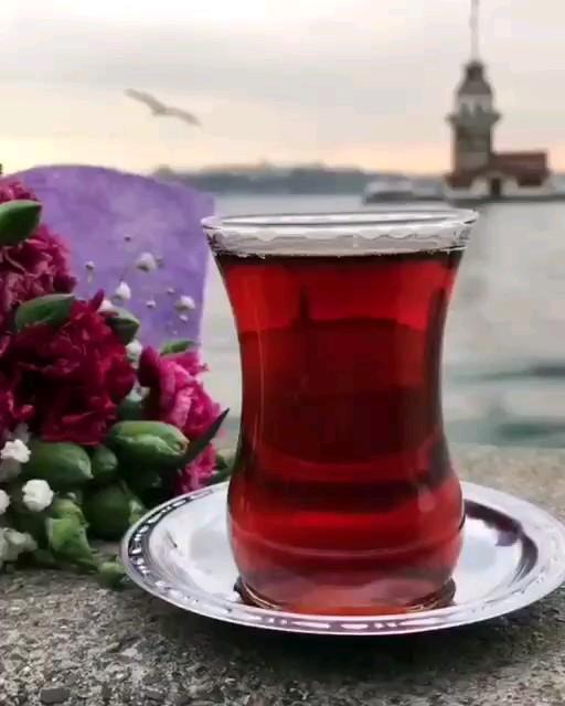 صبح بخیر استانبول