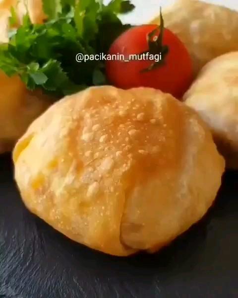فیلم طرز تهیه بقچه کباب مرغ با یوفکا