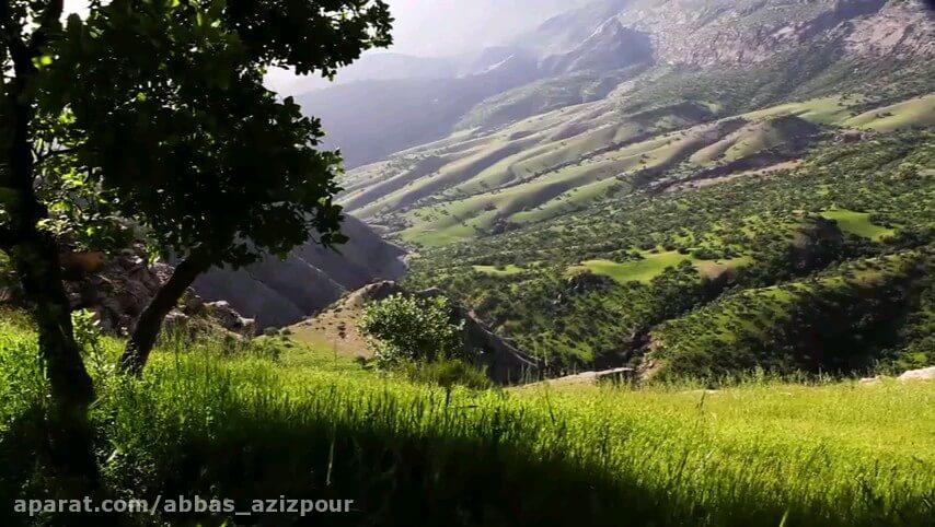 جاذبه های گردشگری دره شهر در استان ایلام