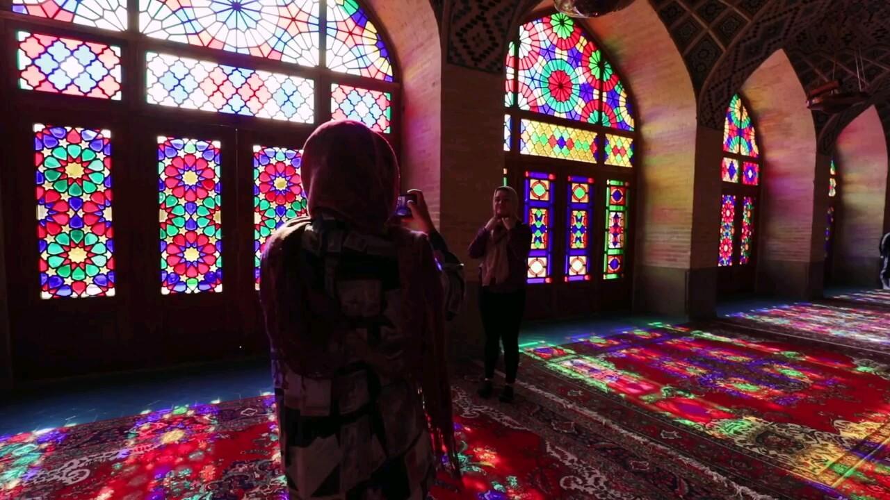 ویدیویی کوتاه از جاذبه های گردشگری ایران از نگاه یک گردشگر خارجی