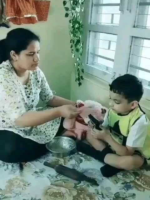 بهترین روش تربیت فرزند!!