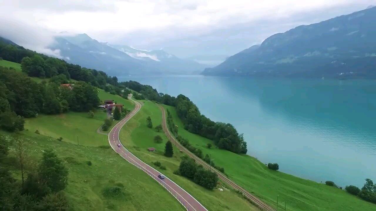 طبیعت ناب سوئیس