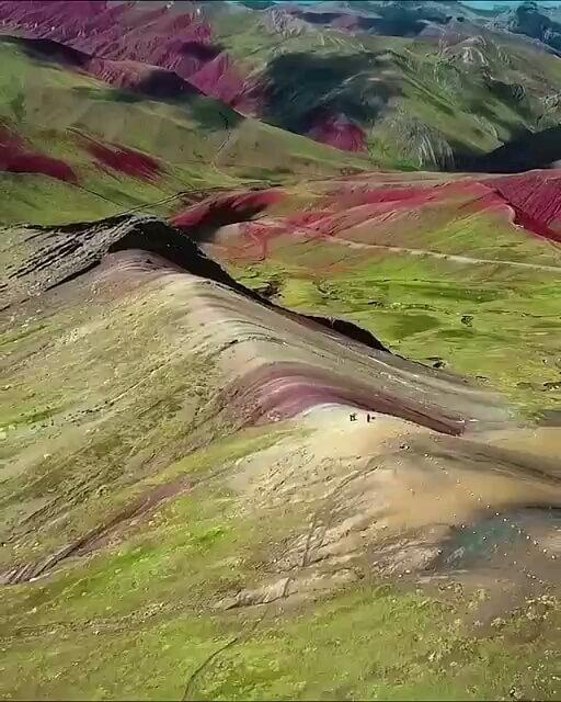 طبیعت زیبا | نقاشی خدا