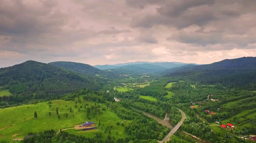 طبیعت گردی در لهستان