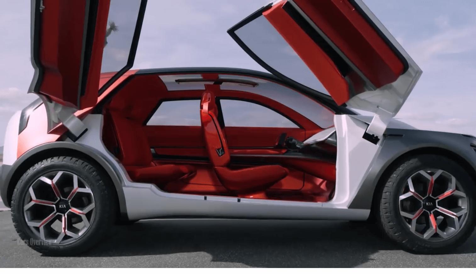 معرفی کیا هابانیرو کانسپت ۲۰۲۰ | دانلود ویدیو خودرو