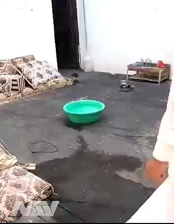 دیگه شدت گرما زده به سرش :))) | ویدیو خنده دار