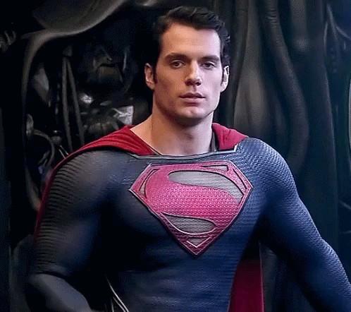 خداحافظی سوپر من