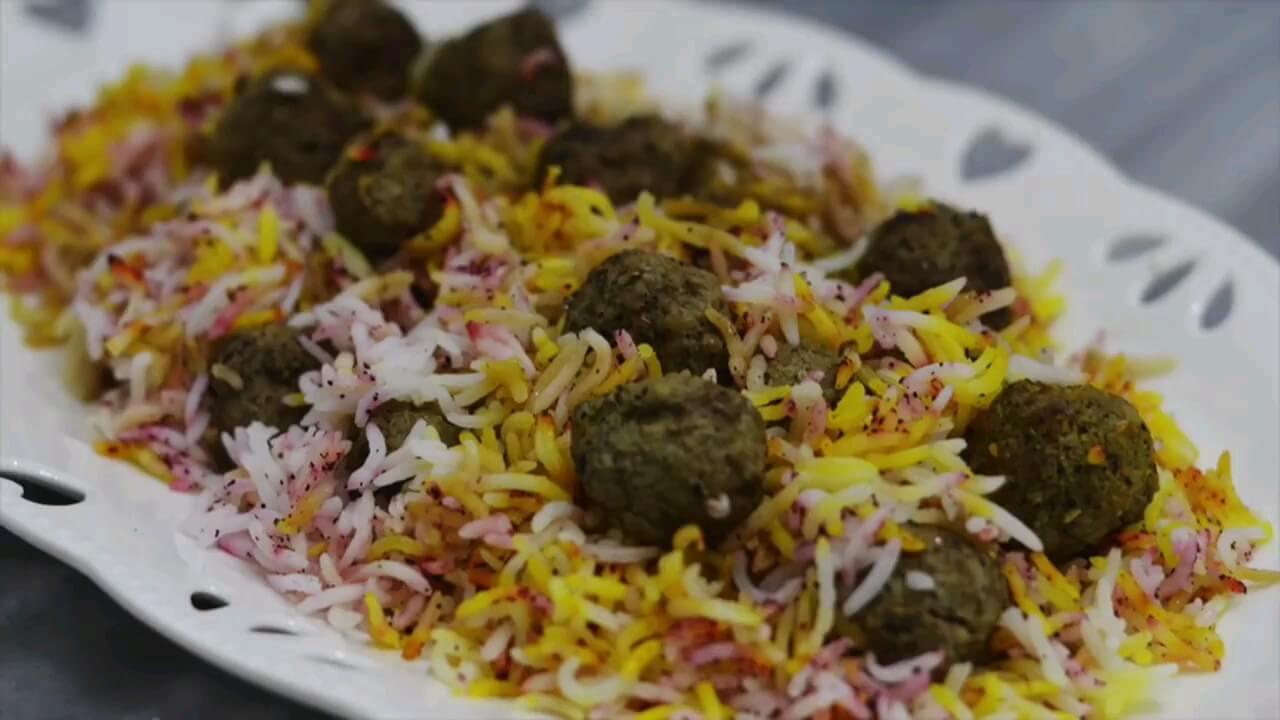 دانلود فیلم آشپزی | طرز تهیه سماق پلو ، غذای اصیل ایرانی و خوشمزه