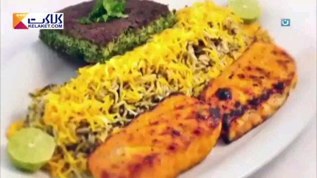 آموزش کامل پخت سبزی پلو با ماهی مخصوص عید نوروز