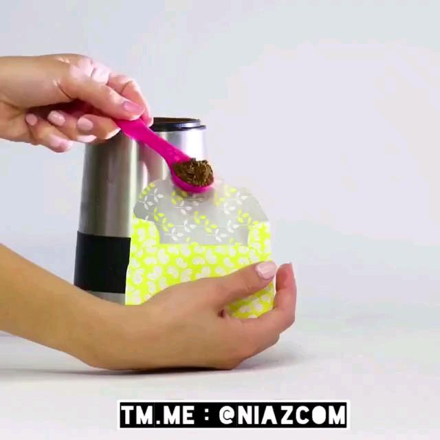 یک ترفند عالی برای خوشبو کردن سرویس بهداشتی ، یخچال و کمد لباس