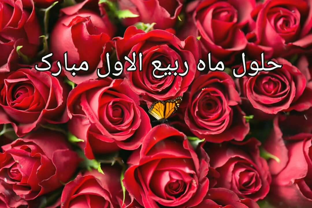 حلول ماه ربیع الاول بر تمام مسلمین جهان مبارک باد