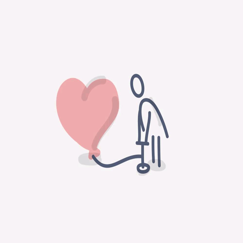 Gif love instagram