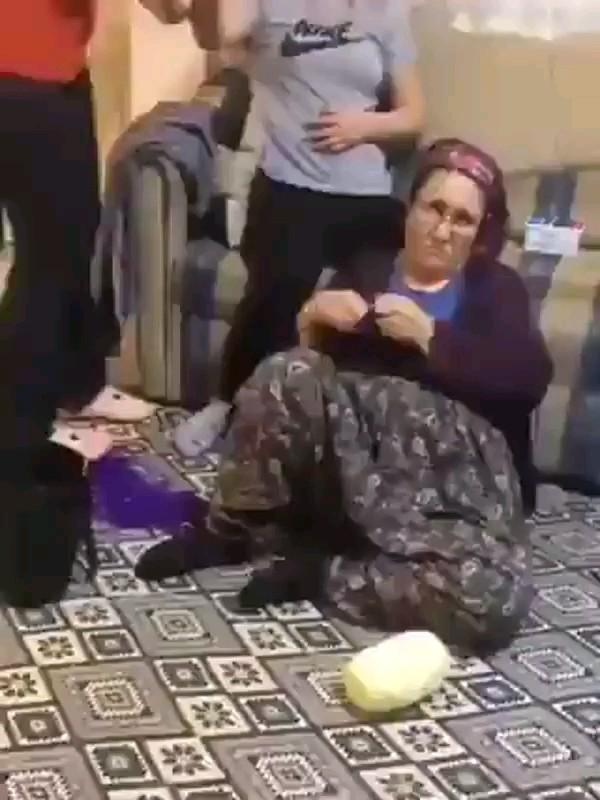ویدیو خنده دار | شوخی با مادر شوهر:))