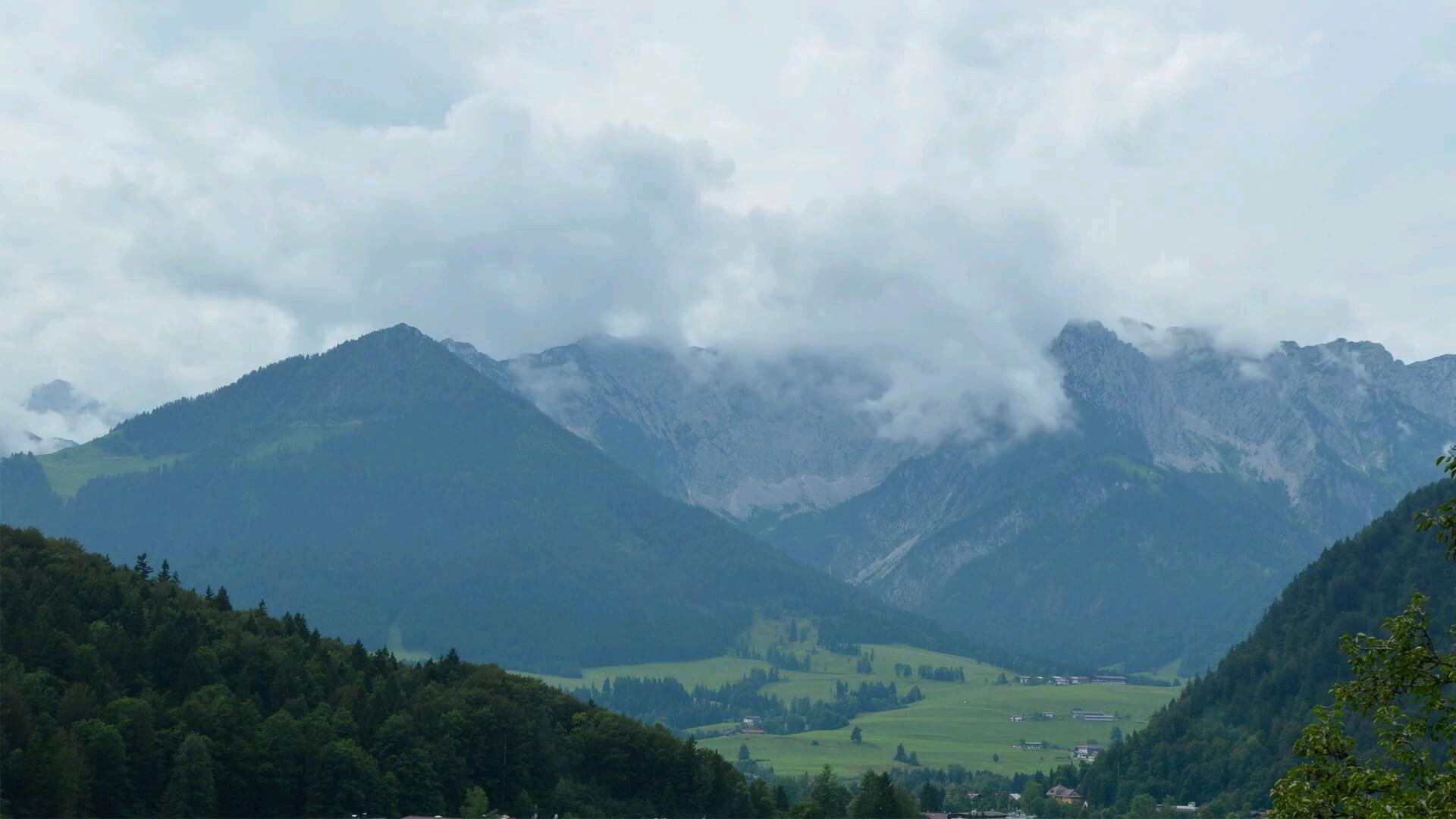 گیف طبیعت قشنگ و زیبا سوئیس