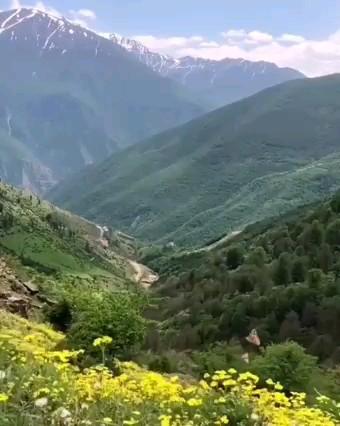 فیلم گردشگری | طبیعت مرزن آباد مازندران