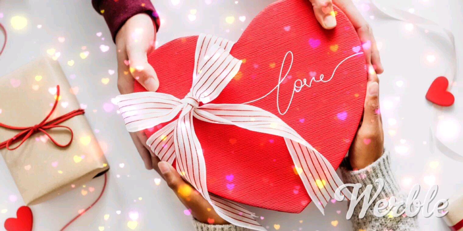 تصویر متحرک i love you | هدیه عاشقانه | کادو