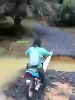 اینم پل عبور از مشکلات زندگی :))