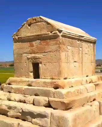 مقبره کوروش بزرگ، پاسارگاد | جاذبه گردشگری استان فارس