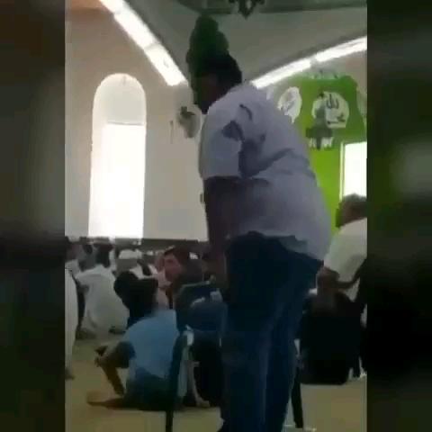 نماز خواندن های خنده دار