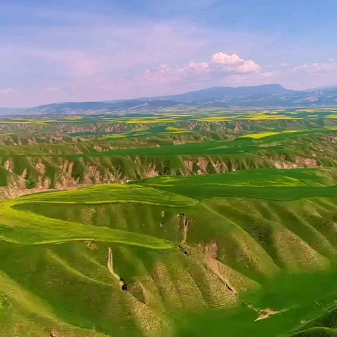 کلیپ ایرانگردی ترکمن صحرا | طبیعت ایران