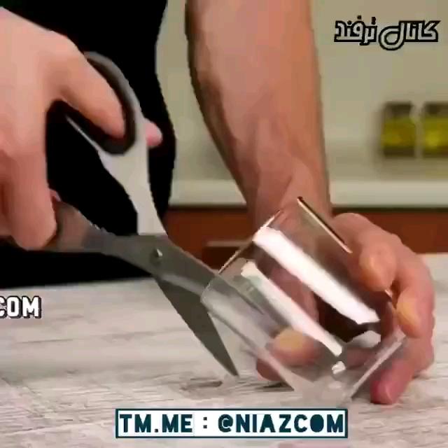 چطوری قیچی های کند شده رو دوباره مثل روز اول تیز کنیم ؟