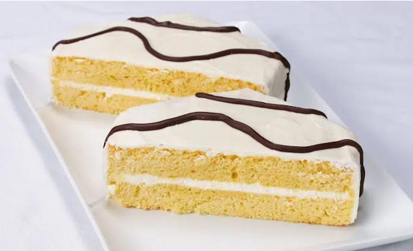 طرز تهیه کیک ساده و خوشمزه لایه ای