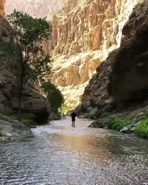 فیلم دره شمخال خراسان رضوی