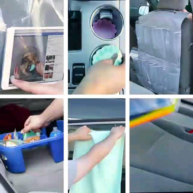 ایده ها و ترفندهای مرتب کردن ماشین