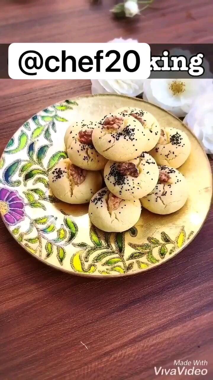 فیلم طرز تهیه شیرینی اتابکی مخصوص عید نوروز