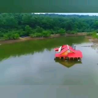 فیلم دریاچه سقالکسار رشت در گیلان