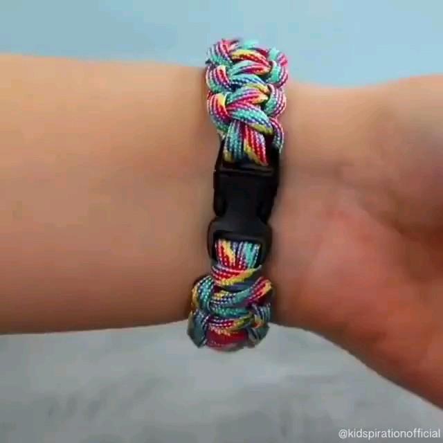 ایده ساخت دستبند | آموزش ساخت دستبند در منزل