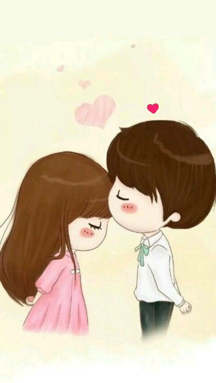 استیکر بوسه عاشقانه