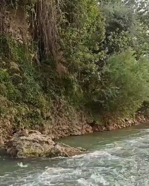 فیلم آبشار کوهمره سرخی شیراز