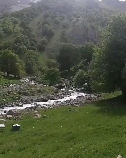 گردشگری بدره ایلام ، روستای گنجه
