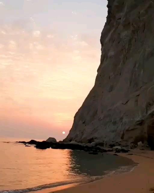 فیلم ساحل آلپی کوشکنار هرمزگان