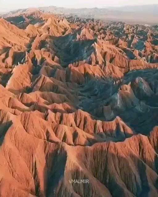 کوه های مریخی نهبندان خراسان جنوبی