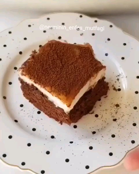 فیلم طرز تهیه تیرامیسو با کیک