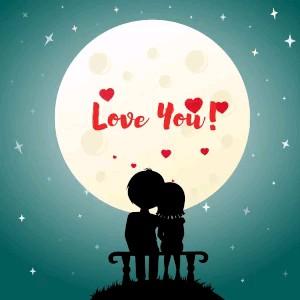 تصویر متحرک عشق بازی