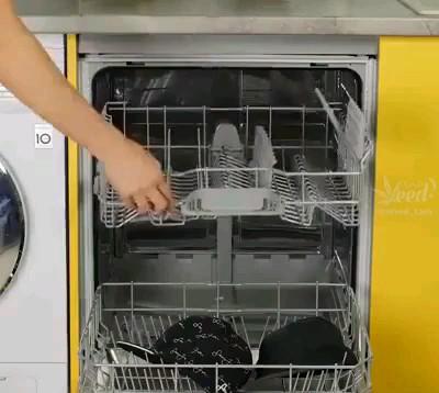 کاربرد های ماشین ظرفشویی که تا حالا نمیدونستید | کلیپ آموزشی