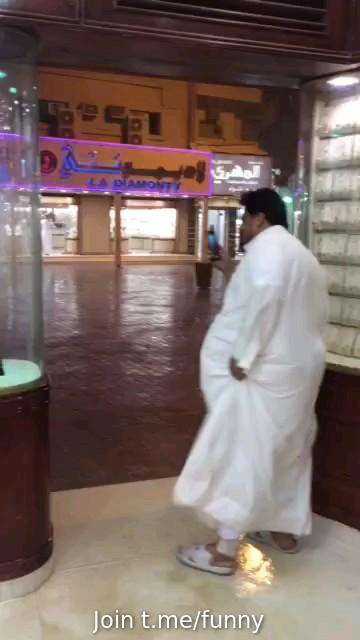 کلیپ خیلی خنده دار عربی | فیلم کوتاه خنده دار