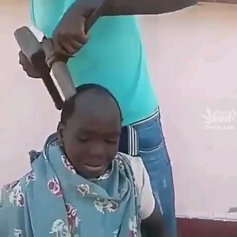 جدیدترین متد اصلاح موی سر | فیلم خنده دار