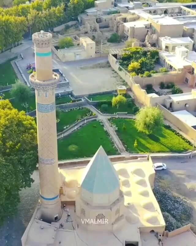 ایرانگردی | مسجد جامع نطنز